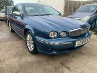 2001 Jaguar X-TYPE 2.5 V6, AUTOMATIC, full MOT!