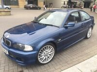 Bmw 330ci sports coupe in very good condition