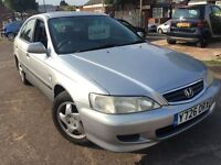 Honda Accord SE 2.0 + FULL SERVICE HISTORY + MOT MAY 2017 + SUPERB CAR
