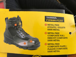 NEW - TERRA 6'' SAFETY BOOT