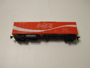 HO Coke -Cola train