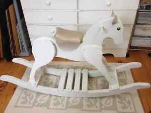 White Rocking Horse Project