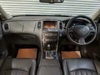 2012 Infiniti Ex 3.0 D V6 AWD 5dr Auto SUV Diesel Automatic