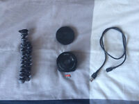 Sony QX-10 set for sale - $130 OBO