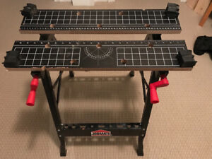 Jobmate Folding Work Table (2 available)