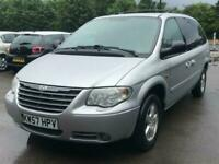 2008 Chrysler Grand Voyager 2.8 CRD EXECUTIVE XS 5d 151 BHP MPV Diesel Automatic