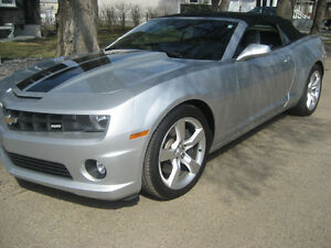 2011 Chevrolet Camaro Convertible 2 SS Mint  Private Sale