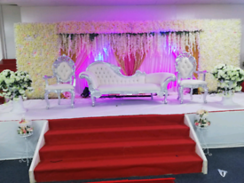 Wedding stage hire from £250