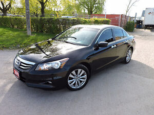 2012 Honda Accord EX-L LEATHER SUNROOF BLUETOOTH