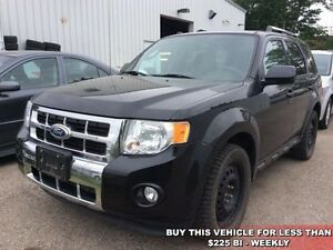 2011 Ford Escape Limited  - Leather Seats -  Bluetooth -  Heated