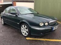 2004 04 Jaguar X-TYPE 2.0D SE MAY 2018 MOT PX TO CLEAR