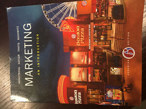 Marketing An Introduction 6th Canadian Edition