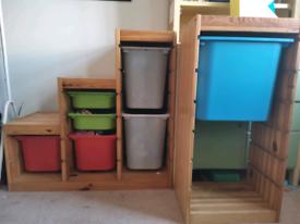 Ikea Trofast Storage units x 2