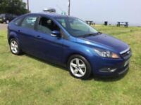 Ford Focus 1.6 ( 100ps ) 2009.5MY Zetec