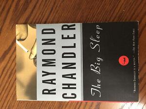 The Big Sleep by Raymond Chandler (used at Ryerson Univ)