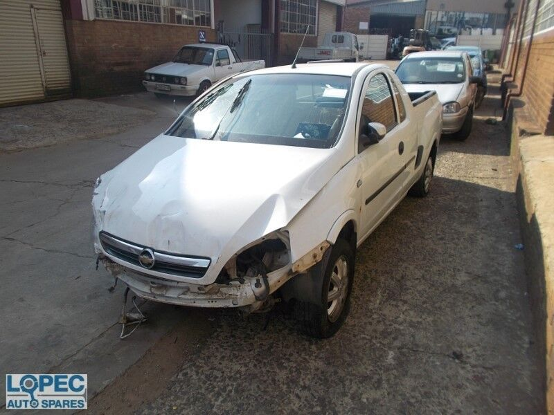 Chevrolet Corsa Utility 2010 1.4i P/U S/C STRIPPING FOR SPARES AND PARTS