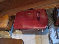 Small attractive suitcase