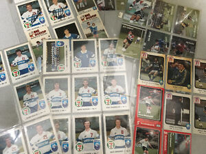 Classic Vancouver Whitecaps/86ers Player Cards - Early 80s/90s -