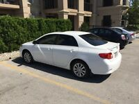 2009 Toyota Corolla LE original owner CLEAN
