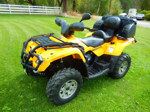 2007 Can-Am Outlander 400 Max XT