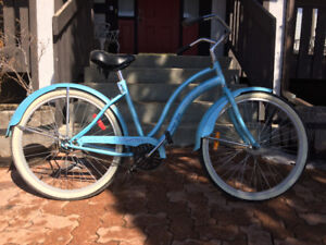 Vision Montego Bay single-speed bicycle