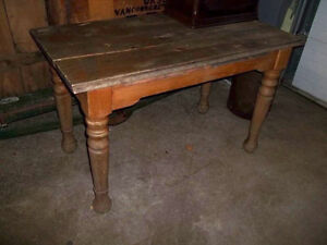 #greenspotantiques rustic table, small side table, teak coffee t