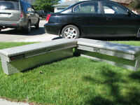 """Aluminum Tool Boxes, 48"""" Side Mount"""