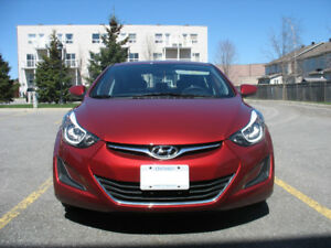 2016 Elantra L 16500km- Peace of Mind - Truly Like New Condition