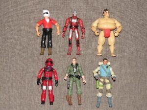 Vintage and Modern G.I. Joe Action Figure Lot