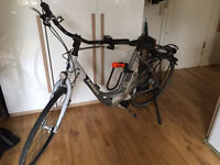 Kalkhoff Pro Connect electric bike in new condition