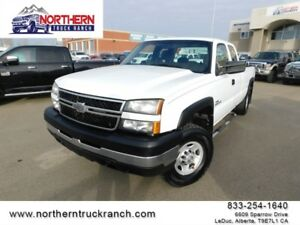 2006 Chevrolet Silverado 2500HD LBZ DURAMAX DIESEL EXT LONG BOX