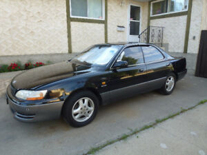1992 Toyota Windom (LEXUS 300) Imported fromJapan 2008,RH DR.