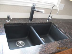 Blanco & others, KITCHEN SINKS & TAPS, top and undermount