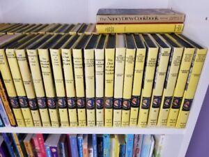 Complete Set of Nancy Drew Books