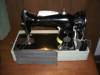 Vintage Precision Sewing Machine