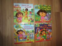 CHILDREN'S FRENCH BOOKS - $15.00 for LOT or $1.50 EACH BOOK