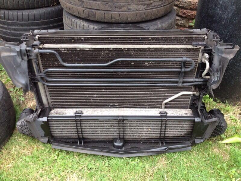 Mercedes C Intercooler Parts