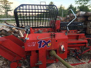 Hakki 37 firewood processor, for sale or trade for a tractor