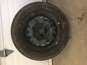 """15"""" tires with rims like new"""