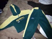 Green Bay Packers Size 2T