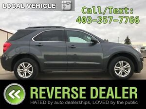 2011 Chevrolet Equinox LT  Awd, Digital Dash, Low payments avail