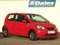 2015 Seat Mii 1.0 I TECH 3dr 3 door Hatchback