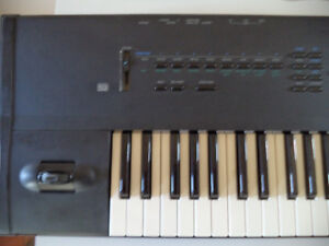 Synthesizer Piano Keyboard WorkStation W/ SKB ATA Case
