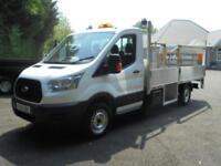 Ford Transit L4H1 DRW 125PSI DROPSIDE