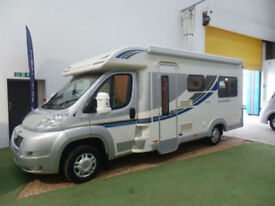 BAILEY APPROACH 625 / 2 BERTH / U LOUNGE / 3500KG / AIR CON / SORRY NOW SOLD