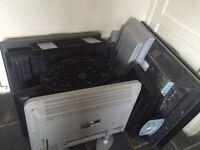 Broken fault televisions