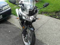 Honda cbr250 year 2012 only 2315Kms