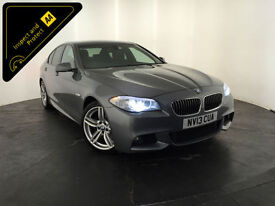 2013 BMW 520D M SPORT AUTOMATIC 184 BHP SERVICE HISTORY FINANCE PX