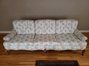 Sofa And Chair For