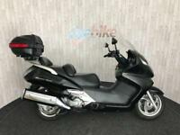 HONDA SILVERWING FJS 600 A-7 ABS MODEL MAXI SCOOTER TOP BOX 12M MOT 2010 60